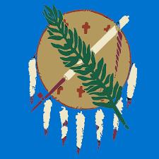 Nm State Flag Oklahoma State Flag Stencil Sp Stencils