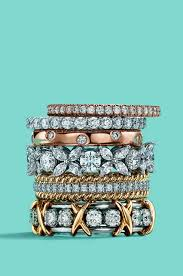 stackable diamond rings shop celebration anniversary rings co