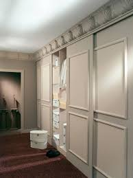 Wall To Wall Closet Doors Create A New Look For Your Room With These Closet Door Ideas