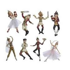 club pack of 48 nutcracker suite ballet miniature