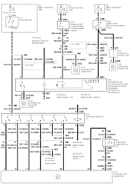 2000 ford focus radio wiring diagram wiring diagram for 2000