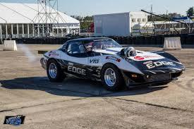 this 2 000 hp awd chevrolet corvette runs a 7 second quarter mile