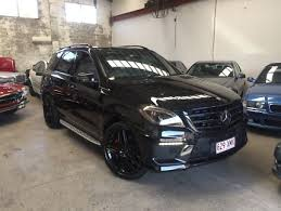mercedes dealers brisbane 2013 mercedes ml suv cars vans utes gumtree australia