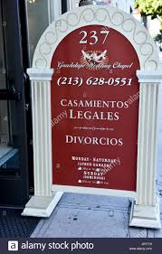 wedding chapel los angeles guadalupe wedding chapel in downtown los angeles california stock