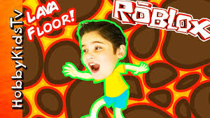 Home Design Lava Game by Lava Floor Video Game And Freeze Tag With Hobbykids Youtube