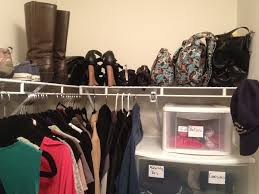 cheap closet organization an alternative to dressers busy budgeter