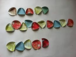balzer designs geodisic paper ornament