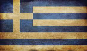 Greece Flag Colors Greece Grunge By Tonemapped On Deviantart