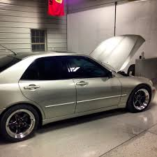 lexus is300 tires size weld rt s on rear with dr anyone running lexus is forum