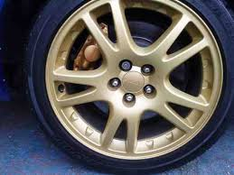 subaru wrx gold wheel paint code fidonet4u