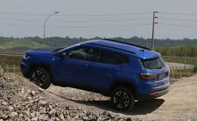 jeep compass trailhawk 2017 black see the india bound jeep compass go off road in 30 images fathead