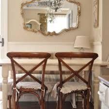 neutral shabby chic dining room photos hgtv