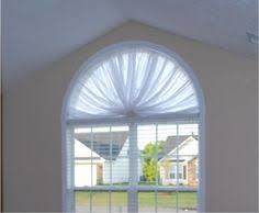 Arch Windows Decor How To Dress A Arched Window View Topic How Do You Blind Cover