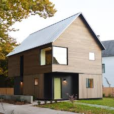 nick noyes architecture cedar clad house by yale students could serve as a model for