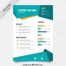 Sample Resume Template 53 Download In Psd Pdf Word by Cv Template Vectors Photos And Psd Files Free Download
