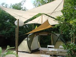 better than a tent a platform of wood sheltered homeaway