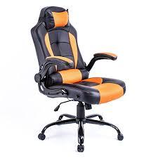fauteuil de bureau haut chaise de bureau chaise pivotante gaming racing fauteuil inclinable