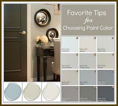 15 of the most versatile and dependable paint colors all star list