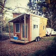 Tiny House For Two by Our Tiny House Towing Adventure Part Two