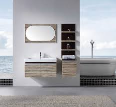 All Wood Bathroom Vanities by Solid Wood Modern Bathroom Vanities Home Interior Design Ideas