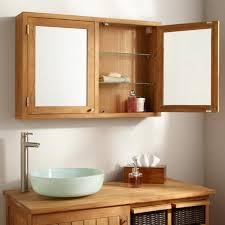 Bathroom Medicine Cabinets Recessed Bathroom Recessed Mirror Cabinet With All Mirror Medicine