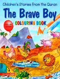 brave boy colouring book darumakkah