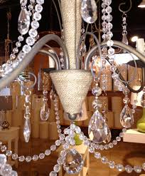 Bronze Chandelier With Crystals On Iron U0026 Crystals 5 Light Chandelier Lamp Shade Pro