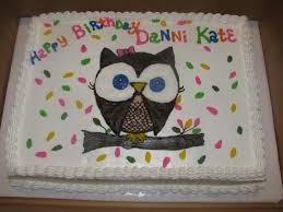 owl cakes u2013 decoration ideas little birthday cakes
