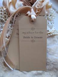 my advice for the and groom cards my advice for the and groom wishes tags wishing tree kraft