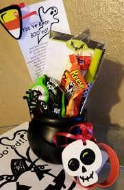 personalized halloween buckets ghostly gifting and ghoulish food a you u0027ve been boo u0027ed halloween