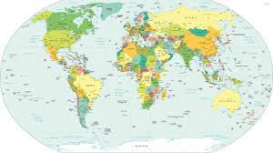 International Time Zones Map by Time Zone Map Wallpaper