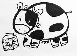coloring pages marvelous cow drawing for kids maxresdefault