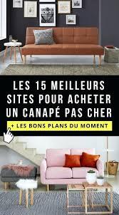 site vente canapé site de canape pas cher site vente canapac alacgant canapac jaune
