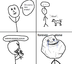 Forever Alone Know Your Meme - forever alone meme mask