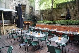 best brunch in nyc from boozy brunch to alfresco dining