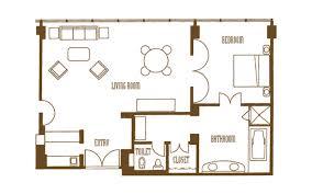 Caesars Palace Floor Plan Mirage Rooms U0026 Suites