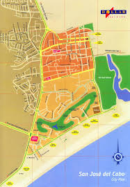 Map Of Playa Del Carmen Mexico by Large San Jose Del Cabo Maps For Free Download And Print High