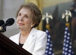 Nancy Reagan Nancy Reagan Was No Model Of A Modern First Lady But She Was