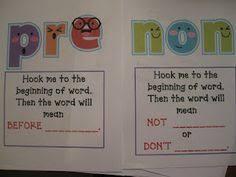 third grade thinkers breaking big words prefixes grammar