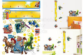 toy story height chart wall sticker shopaholic for kids toy story height chart wall sticker