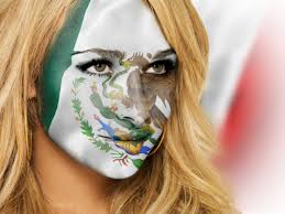 is lexus amanda mexican black and white painted face google search black and white