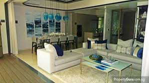 seaside residences review propertyguru singapore seaside 4br living from balcony