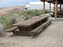 knock down picnic table plans diy plans long picnic tables pdf download knockdown plywood sawhorse