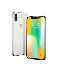 Iphone X Apple Iphone X 64gb Silver Unlocked A1901 Gsm Ebay