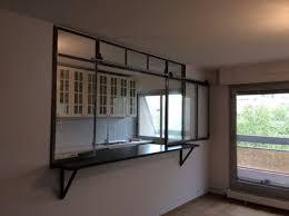 cuisine fenetre verrière cuisine fenêtre coulissante verrières d intérieur
