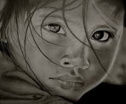 drawn sad pencil sketch pencil and in color drawn sad pencil sketch