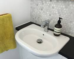 dave u0027s bathroom splashback tiles walls and floors
