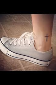 cool ankle cross