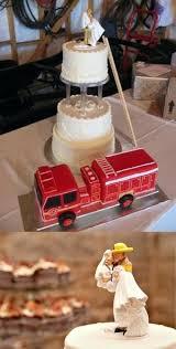 firefighter wedding cake topper firefighter wedding cake topper fireman by this would be