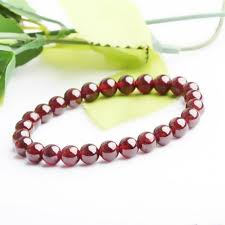 red stone bracelet images Garnet bracelet red stone jpg